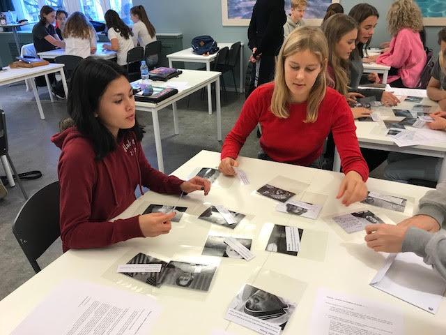Hur eleverna på VRS tänker kring män och kvinnor i historieundervisningen