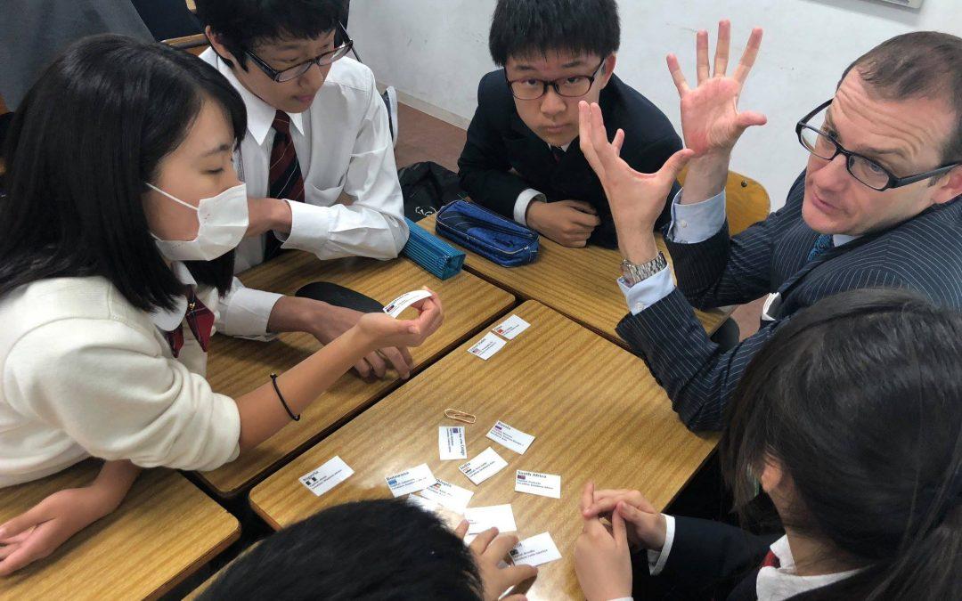 VRS Vasastan teachers visit Kyoto, Japan