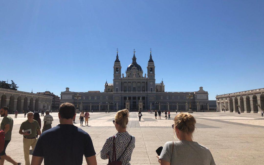 Fortbildningsresa till Madrid
