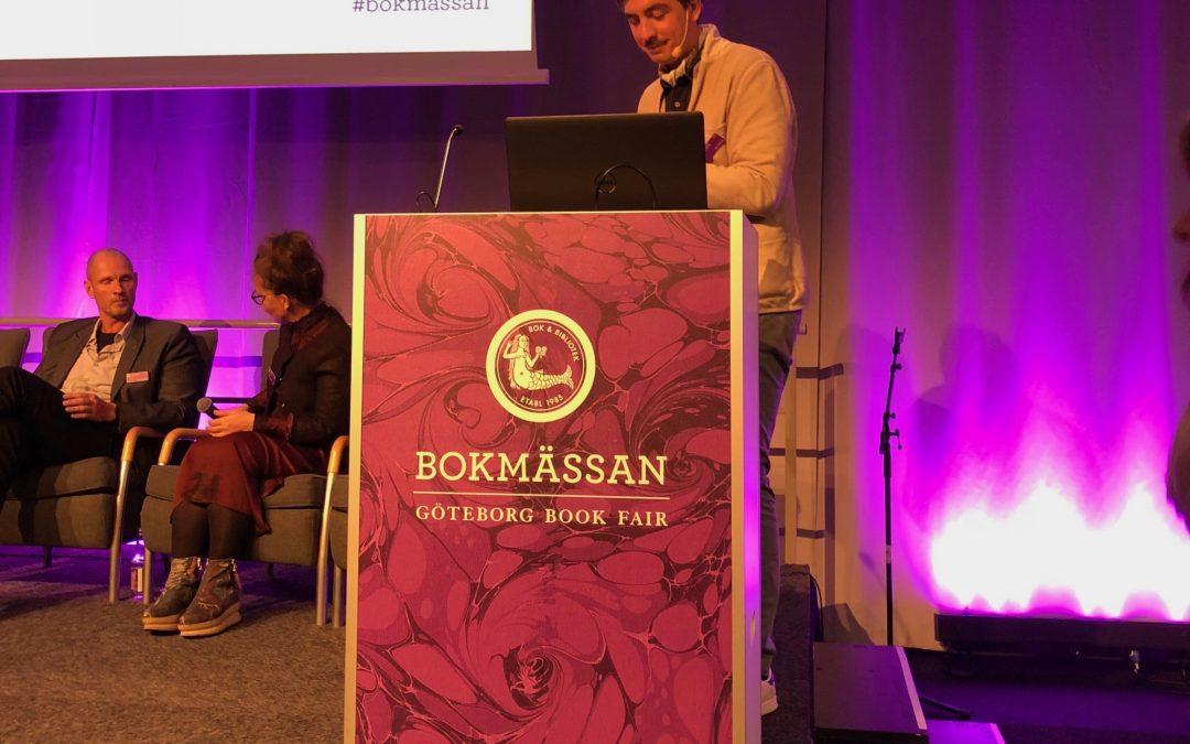Det vi lärde oss på bokmässan i Göteborg 2018
