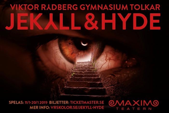 Årets musikal är Jekyll & Hyde