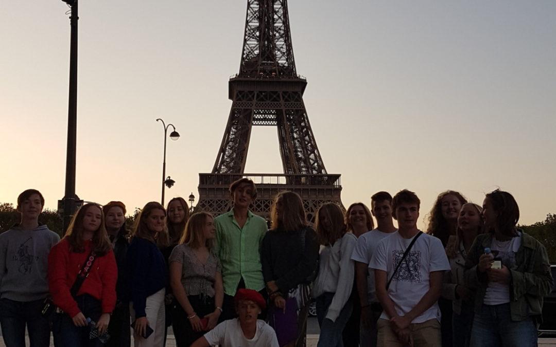 Paris är alltid en bra idé!