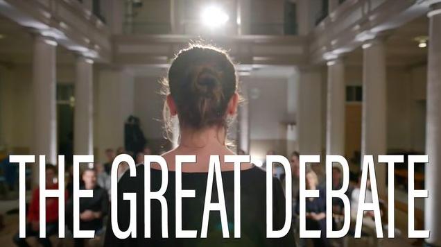 VRG Djursholm elever och lärare medverkar i UR programserien The Great Debate