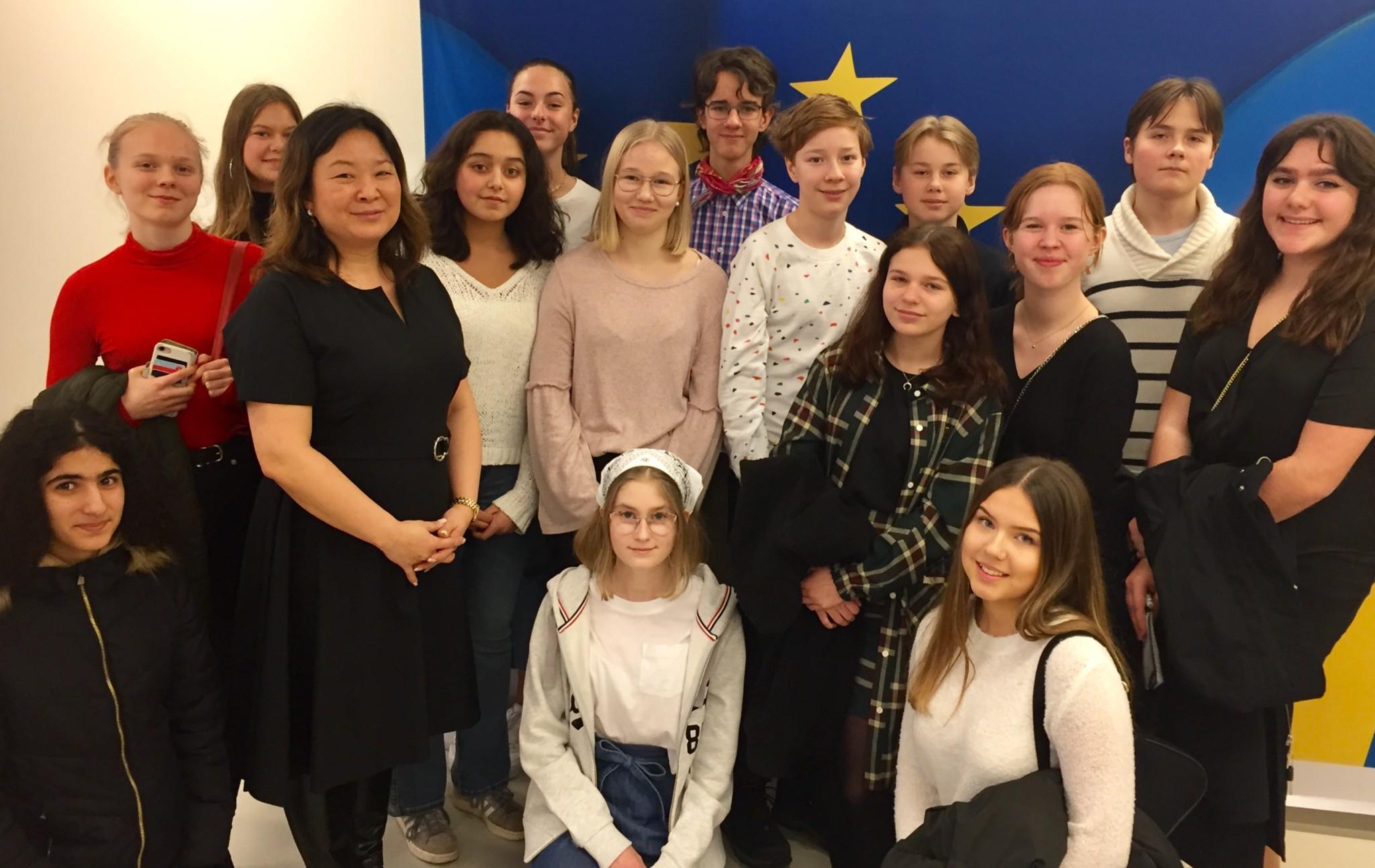EU i fokus hos VRS Sundbyberg