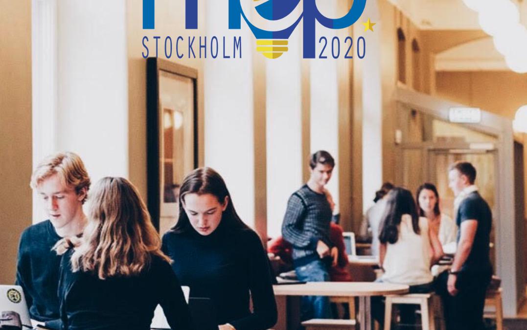 Model European Parliament (MEP) Stockholm 2020 – inställd session