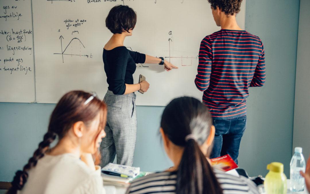 VRG Odenplan-eleven Debdut Sengupta tar plats i Sveriges Unga Forskningslandslag 2020