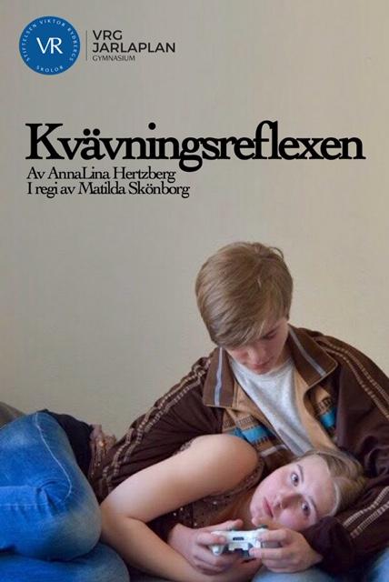 Affisch Kvävningsreflexen