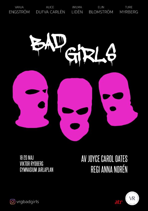 Bad Girls affisch