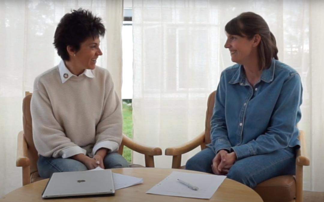 VRG Sundbybergs ekonomielever lär sig om hållbarhet – genom externt distansbesök