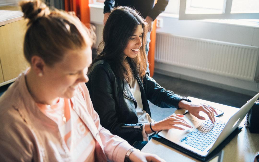 VFU-studenter på VR skolor ger sina perspektiv på undervisning i en annorlunda lärmiljö