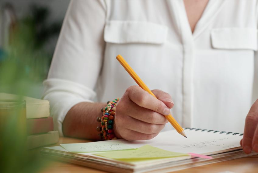 """VRG lärare fick """"Lärare skriver"""" stipendium"""