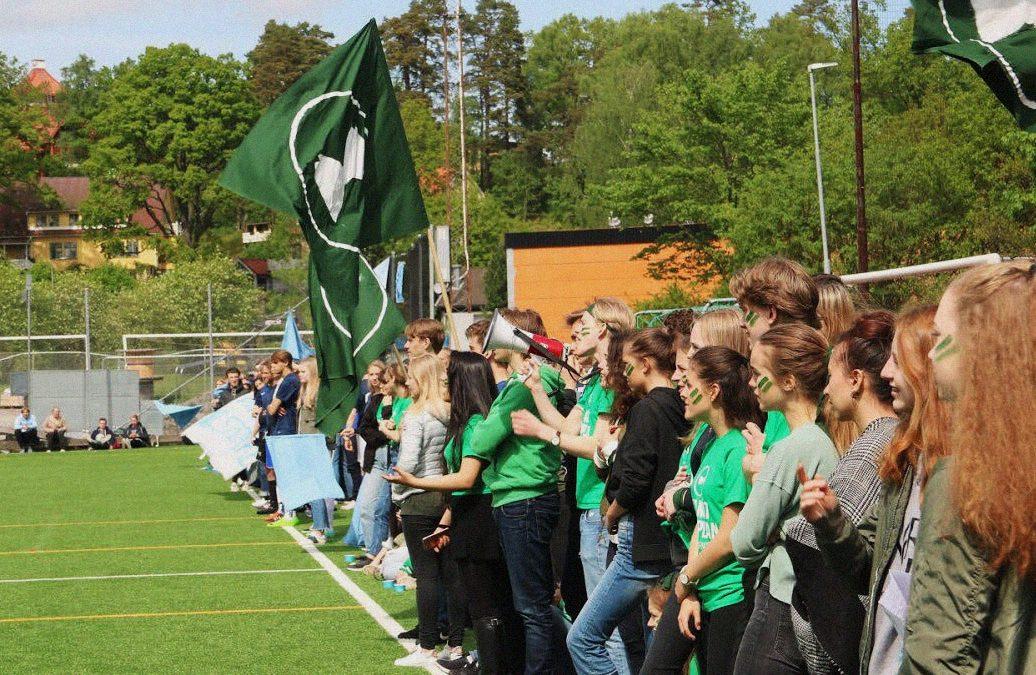 """VRG Odenplans Elevkår utsedd till """"Årets Elevkår"""""""